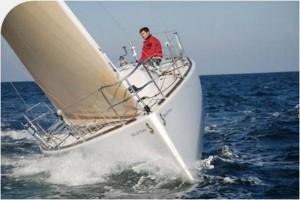 Nicolas jossier, skippeur Granvillais