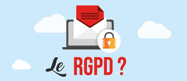 LE RGPD (Règlement Général de Protection des Données)