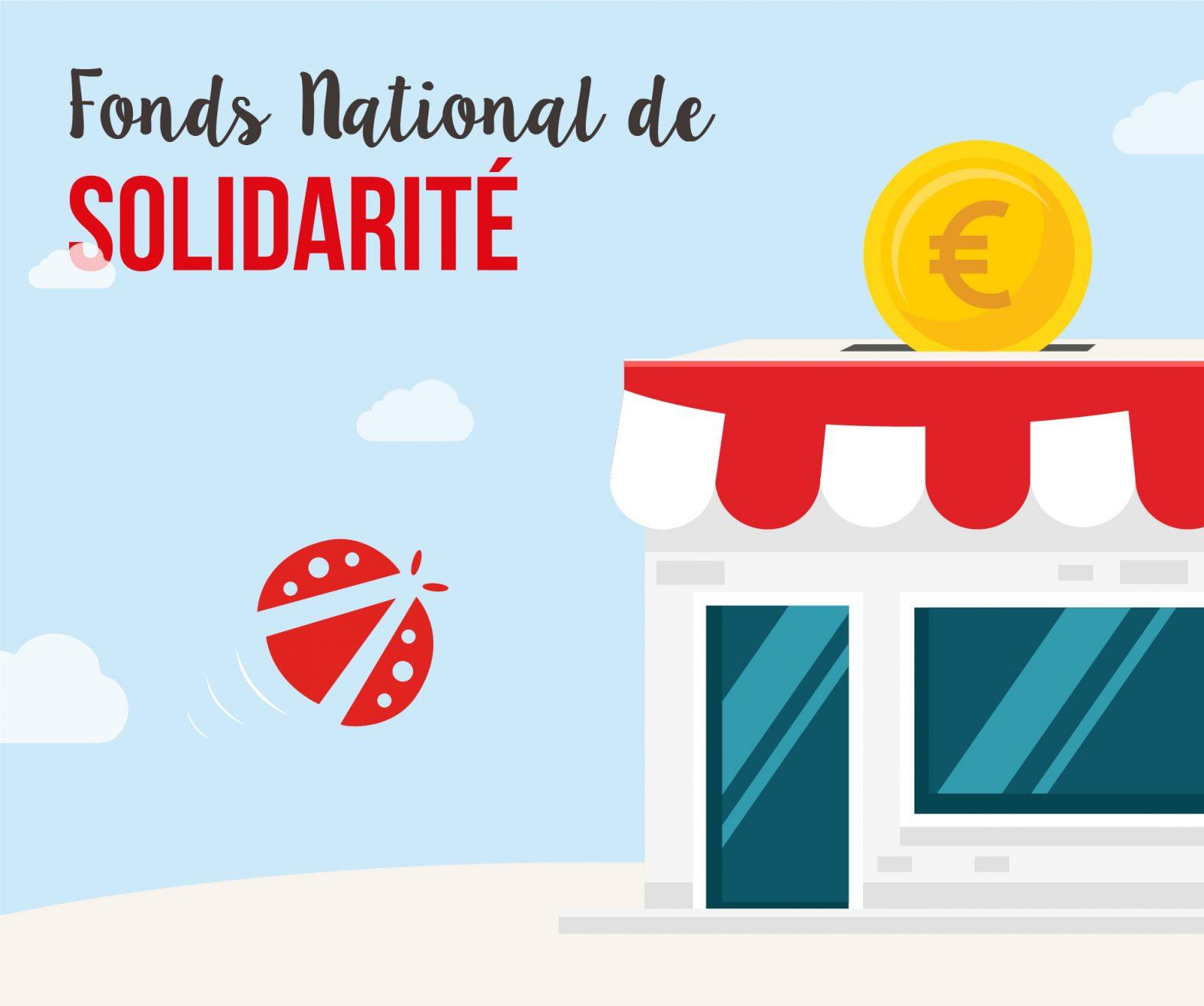 Décret d'octroi du Fonds National de Solidarité – janvier 2021