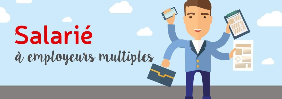 Salariés à employeurs multiples
