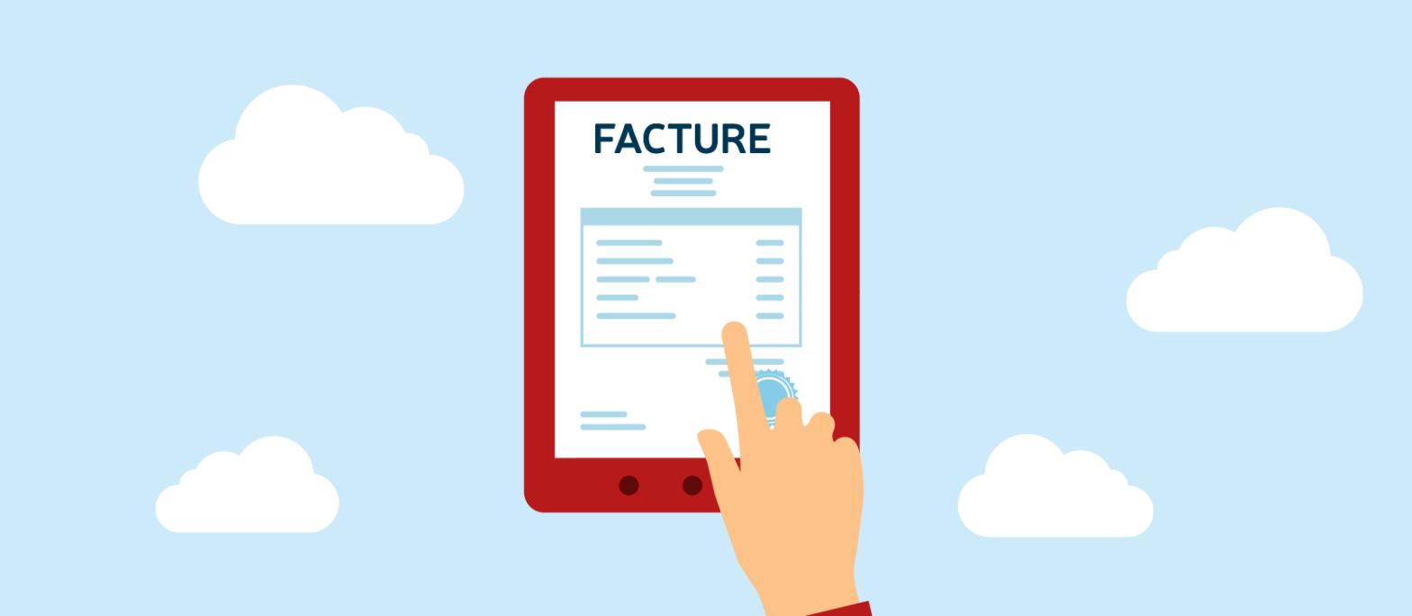 Facture électronique : Nouvelle obligation pour les entreprise